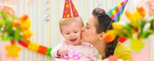 Organisation premier anniversaire pour votre bébé