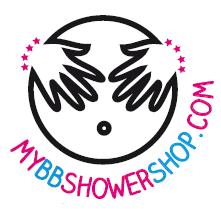 logo rond mybbshowershop