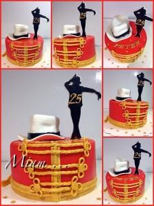 miam design cake anniversaire adulte