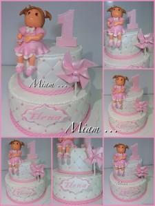 miam design caker premier anniversaire