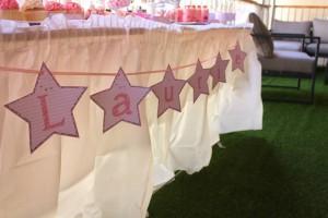guirlande DIY étoiles