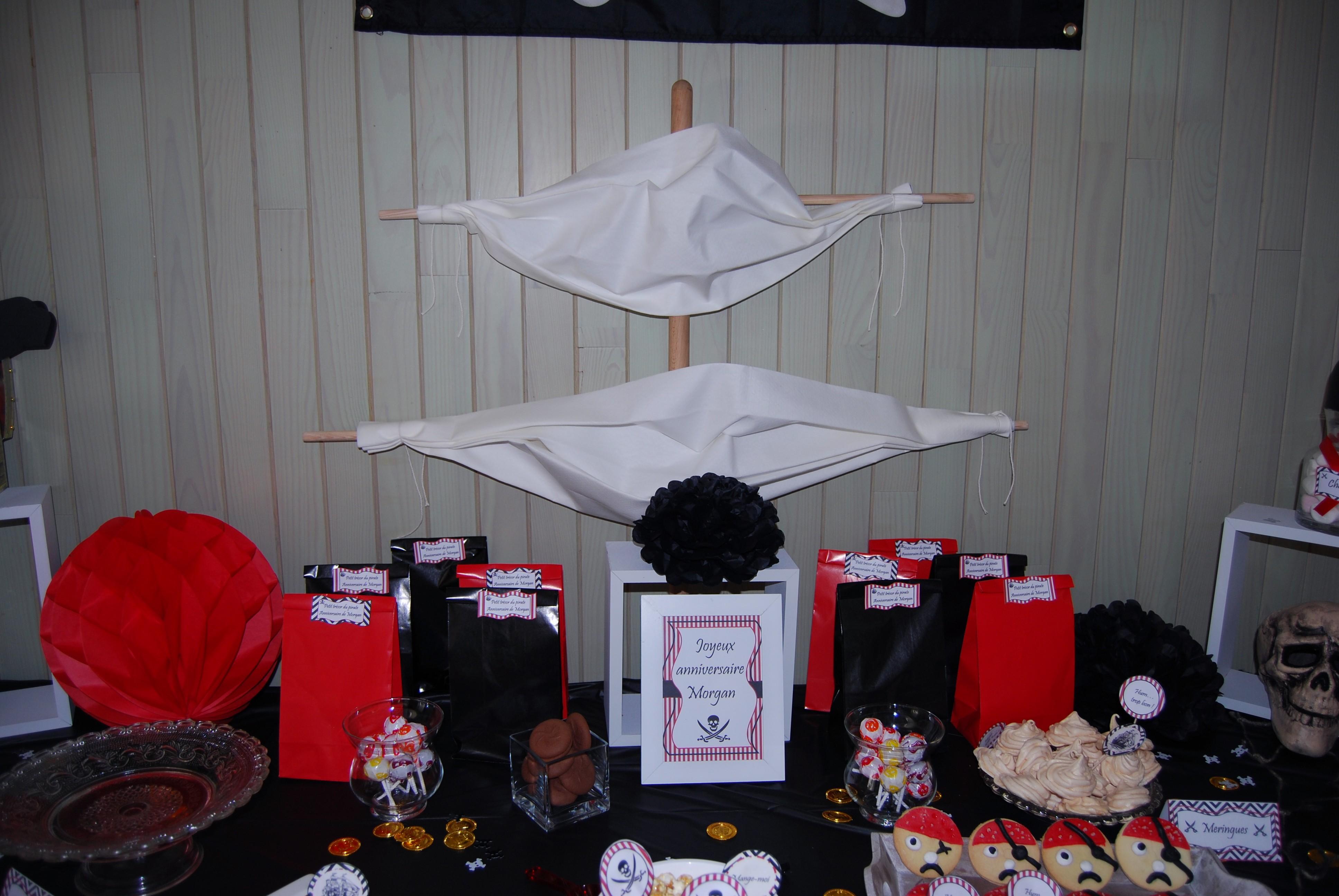 Anniversaire Pirates Organisation Baby Shower Anniversaire
