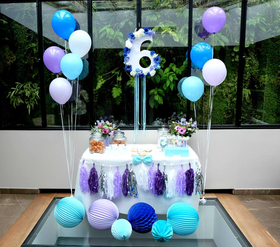 d coration de ballons pour un anniversaire organisation baby shower anniversaire enfants et. Black Bedroom Furniture Sets. Home Design Ideas