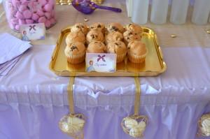 Sweet Table Anniversaire Princesse Sofia