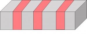 Décoration de table chemin de table disposition