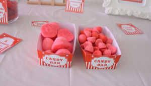 candy bar rouge kit printable mybbshowershop bar à bonbons