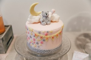 Inspiration baby shower Bordeaux Enjoy Evènements design cake