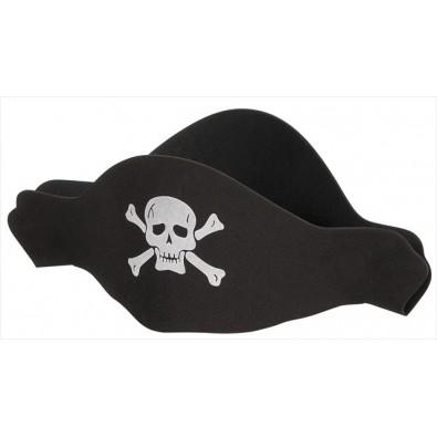 Jeux anniversaire enfant organisation baby shower - Fabriquer un chapeau de pirate ...