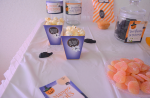 Kit Printable Halloween déco de table