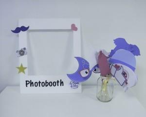 baby shower girly jeu photobooth