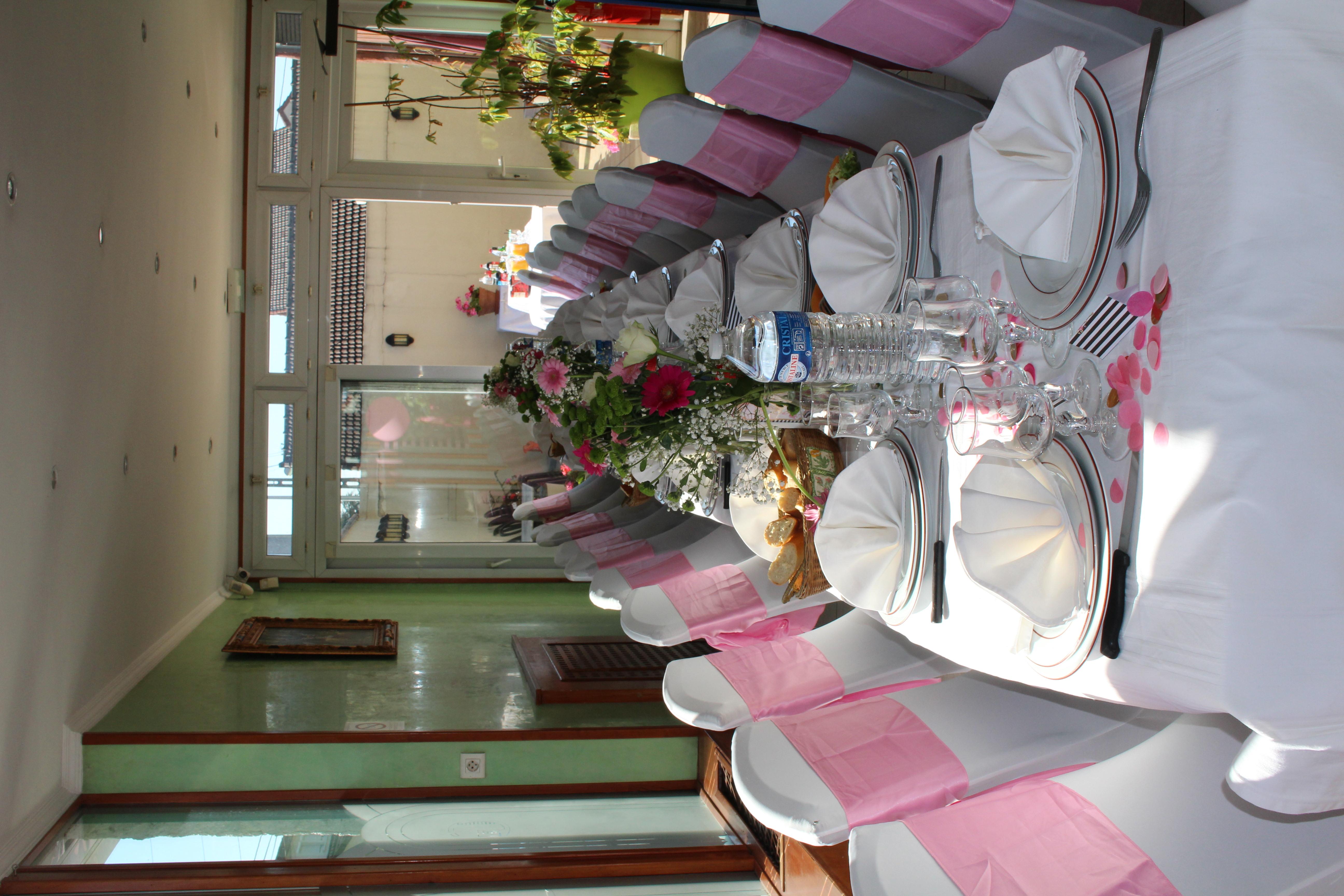 Bapt me flamingo de charlie organisation baby shower anniversaire enfants - Decoration flamant rose ...
