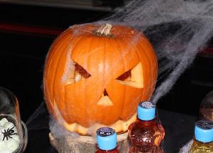 Sweet table halloween