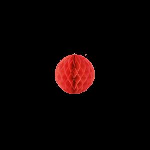 kit printable bonhomme de neige boules alvéolées rouge