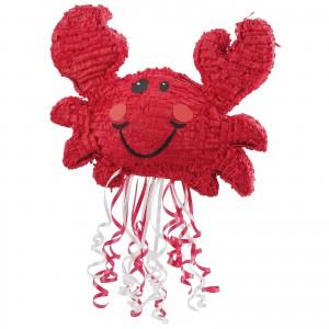 pinata crabe à ficelle