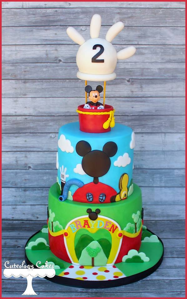 Anniversaire Mickey - Organisation Baby Shower ...