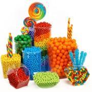 Anniversaire Pat Patrouille candy bar