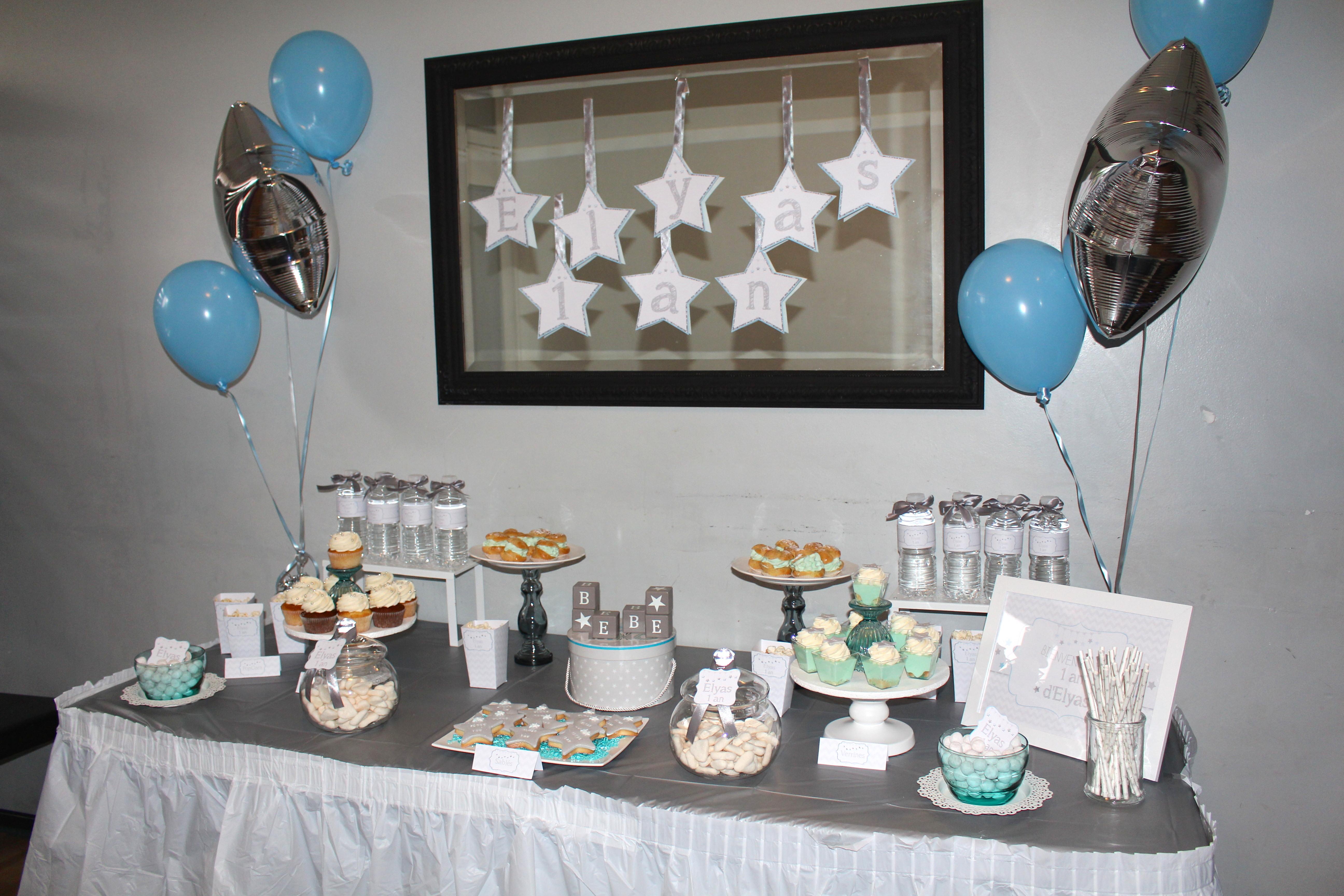 anniversaire th 232 me 233 toiles pour les 1 an d elyas organisation baby shower anniversaire