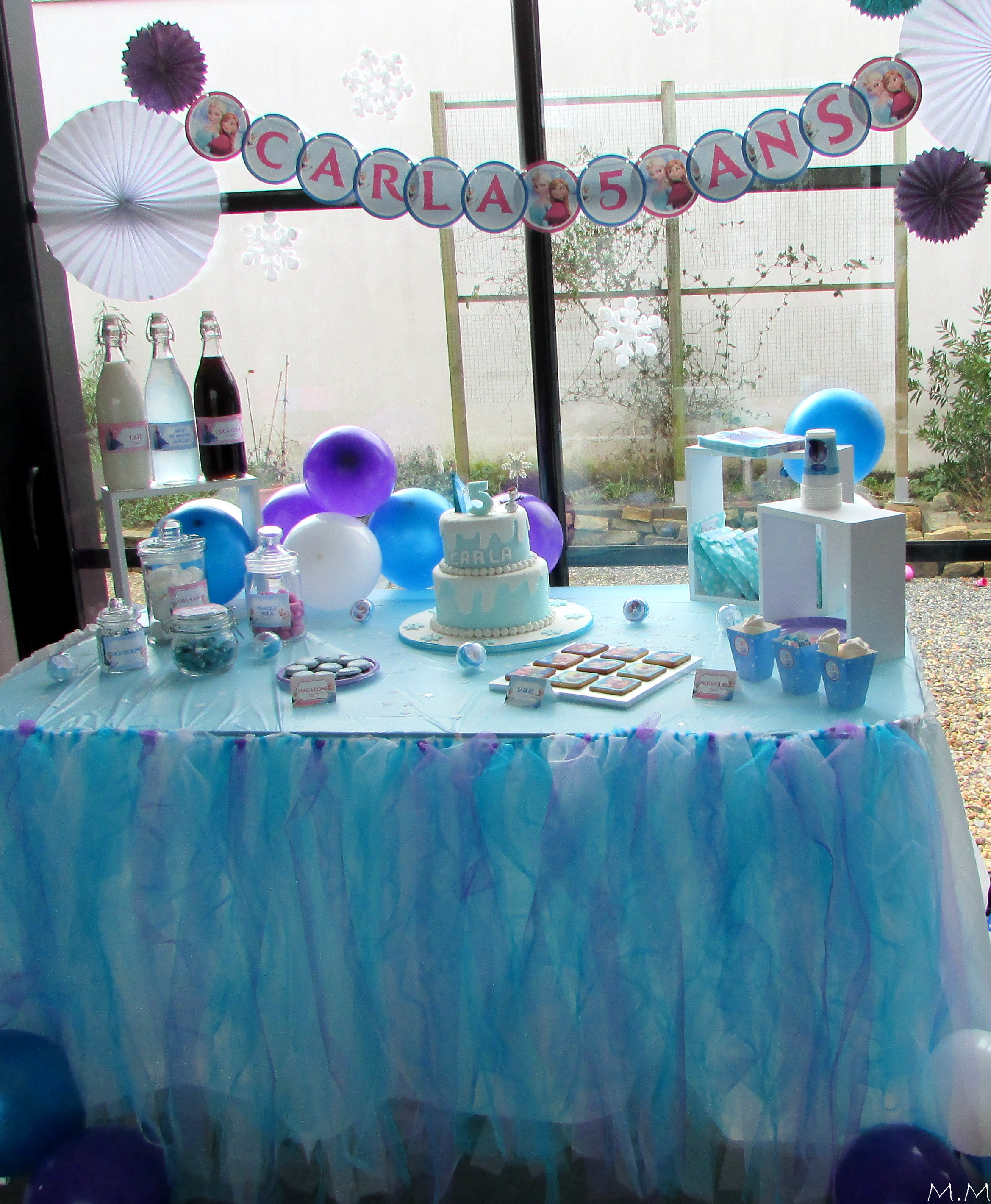 Deco De Table Pour Anniversaire Fashion Designs