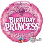 ballon-rond-rose-ultra-brillant-birthday-princess-holographic