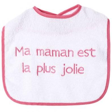 bavoir-brode-rose-ma-maman-est-la-plus-jolie