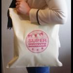 tote-bag-super-marraine-sac-coton-naturel