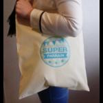 tote-bag-super-parrain-sac-coton-naturel