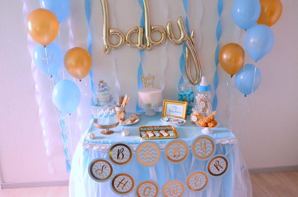 royale une baby shower petit prince organiser baby shower. Black Bedroom Furniture Sets. Home Design Ideas