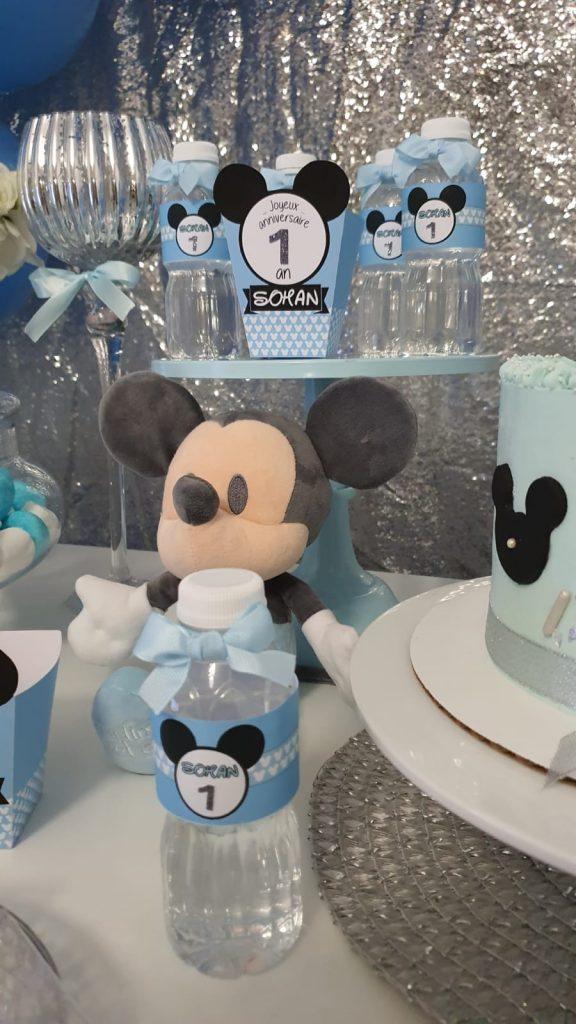 Papeterie thême Mickey